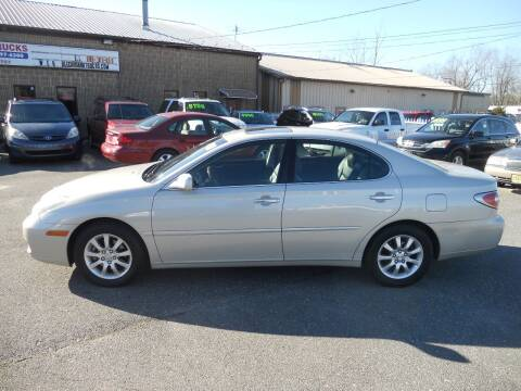 2002 Lexus ES 300 for sale at All Cars and Trucks in Buena NJ