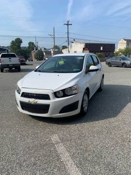 2013 Chevrolet Sonic for sale at ARS Affordable Auto in Norristown PA