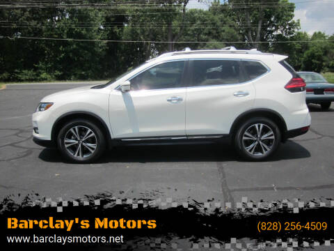 2017 Nissan Rogue for sale at Barclay's Motors in Conover NC
