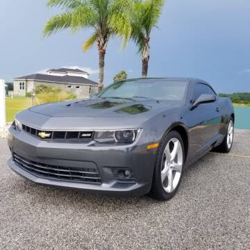 2015 Chevrolet Camaro for sale at Specialty Motors LLC in Land O Lakes FL