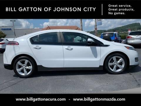 2015 Chevrolet Volt for sale at Bill Gatton Used Cars - BILL GATTON ACURA MAZDA in Johnson City TN