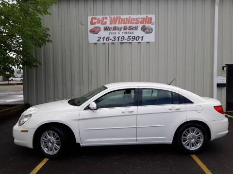 2008 Chrysler Sebring for sale at C & C Wholesale in Cleveland OH