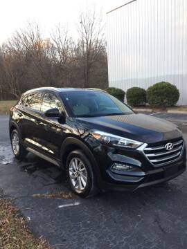 2018 Hyundai Tucson for sale at Speed Auto Mall in Greensboro NC