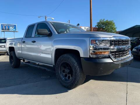 2016 Chevrolet Silverado 1500 for sale at Best Buy Quality Cars in Bellflower CA