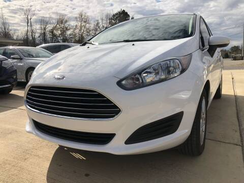 2017 Ford Fiesta for sale at A&C Auto Sales in Moody AL