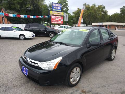 2008 Ford Focus for sale at Right Choice Auto in Boise ID