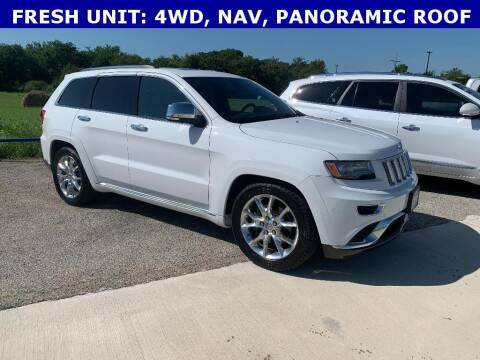2014 Jeep Grand Cherokee for sale at STANLEY FORD ANDREWS in Andrews TX
