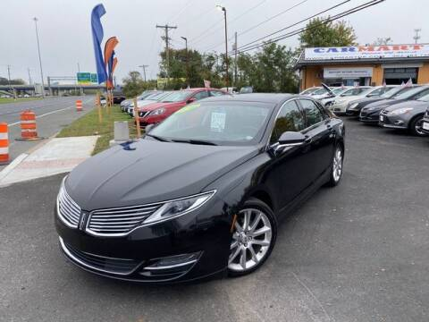 2015 Lincoln MKZ for sale at CARMART Of New Castle in New Castle DE