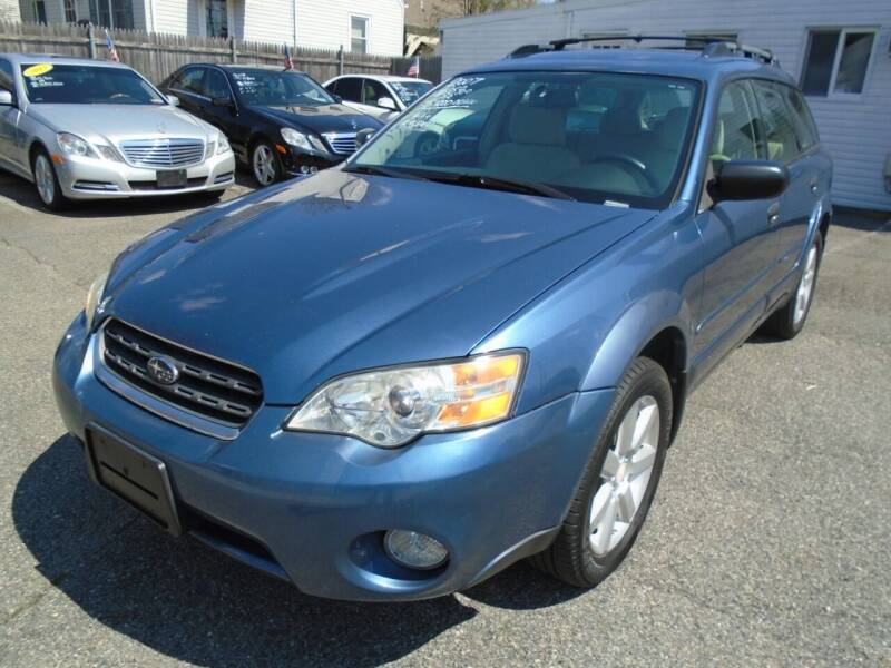 2007 Subaru Outback for sale at Jerusalem Auto Inc in North Merrick NY
