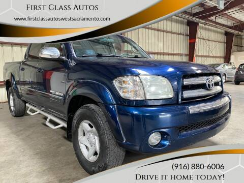 2004 Toyota Tundra for sale at Car Source Center in West Sacramento CA