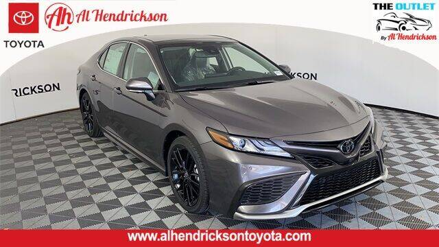2021 Toyota Camry for sale in Coconut Creek, FL