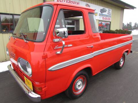1965 Ford E-100 for sale at Toybox Rides in Black River Falls WI