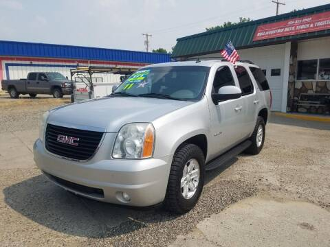 2011 GMC Yukon for sale at Bull Mountain Auto, Truck & Trailer Sales in Roundup MT