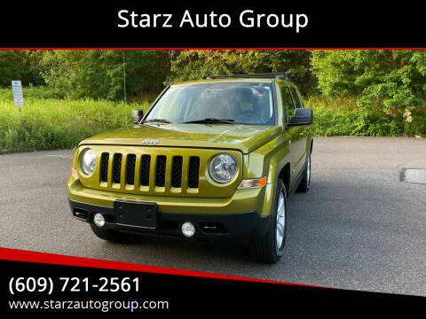 2012 Jeep Patriot for sale at Starz Auto Group in Delran NJ