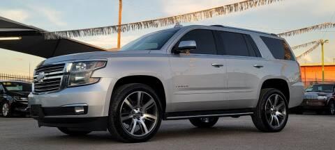 2016 Chevrolet Tahoe for sale at Elite Motors in El Paso TX