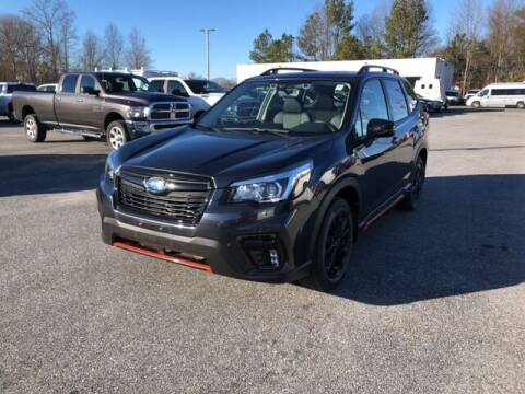 2019 Subaru Forester for sale at FRED FREDERICK CHRYSLER, DODGE, JEEP, RAM, EASTON in Easton MD