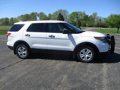 2013 Ford Explorer for sale at Crossroads Used Cars Inc. in Tremont IL