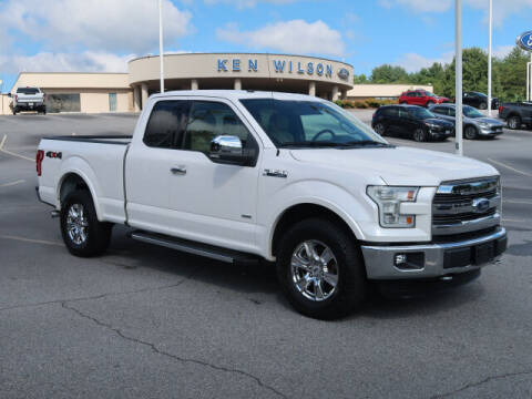 2016 Ford F-150 for sale at Ken Wilson Ford in Canton NC