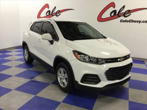 2018 Chevrolet Trax for sale at Cole Chevy Pre-Owned in Bluefield WV