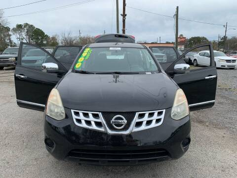 2013 Nissan Rogue for sale at Auto Mart in North Charleston SC