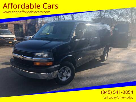 2005 Chevrolet Express Cargo for sale at Affordable Cars in Kingston NY