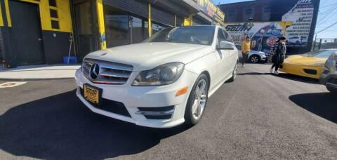 2012 Mercedes-Benz C-Class for sale at South Street Auto Sales in Newark NJ