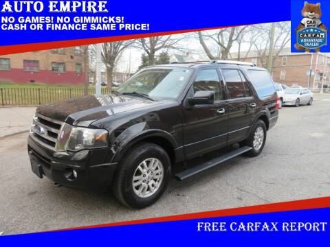 2014 Ford Expedition for sale at Auto Empire in Brooklyn NY