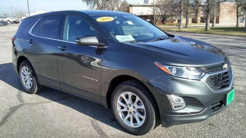 2018 Chevrolet Equinox for sale at Unzen Motors in Milbank SD