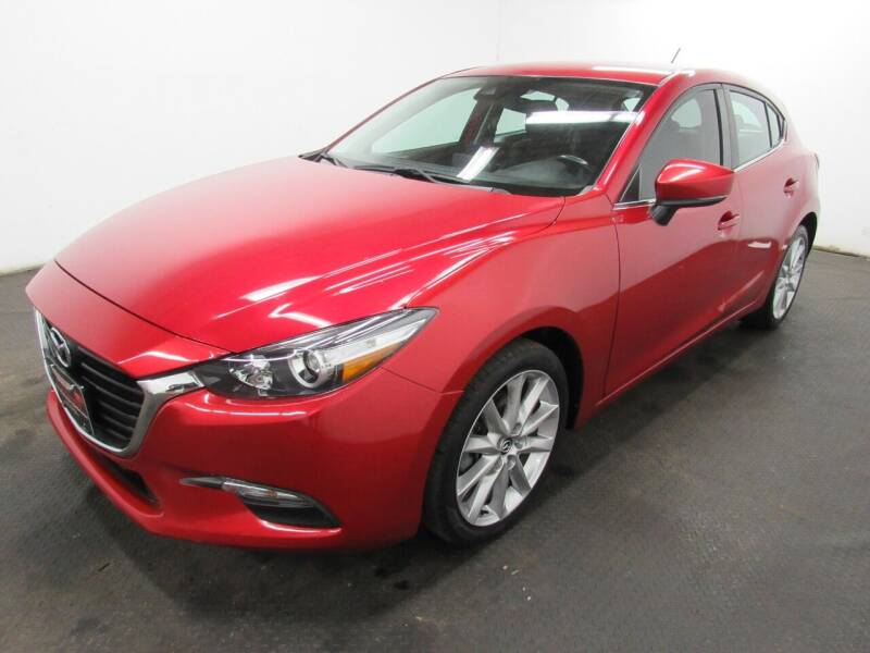 2017 Mazda MAZDA3 for sale at Automotive Connection in Fairfield OH