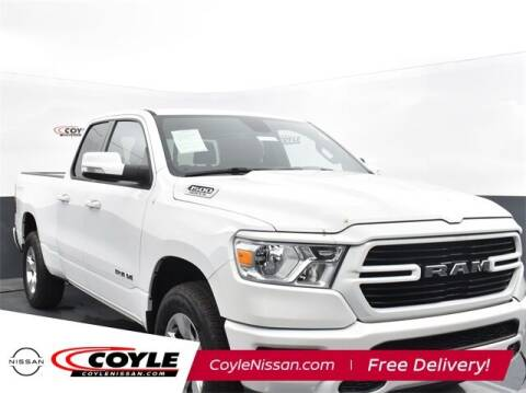 2020 RAM Ram Pickup 1500 for sale at COYLE GM - COYLE NISSAN - Coyle Nissan in Clarksville IN