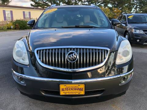2010 Buick Enclave for sale at East Carolina Auto Exchange in Greenville NC