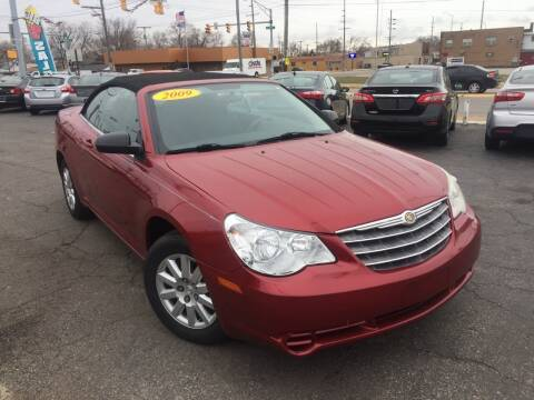 2009 Chrysler Sebring for sale at Some Auto Sales in Hammond IN