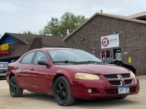 2005 Dodge Stratus for sale at Big Man Motors in Farmington MN