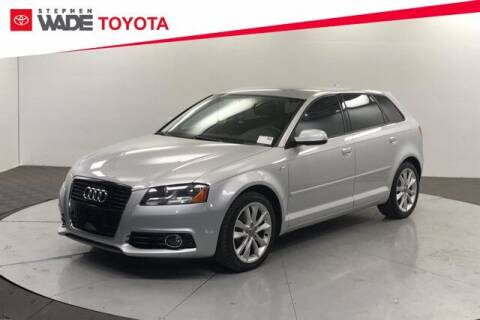2012 Audi A3 for sale at Stephen Wade Pre-Owned Supercenter in Saint George UT