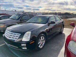 2005 Cadillac STS for sale at GRAFF CHEVROLET BAY CITY in Bay City MI