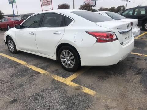 2014 Nissan Altima for sale at OKC CAR CONNECTION in Oklahoma City OK