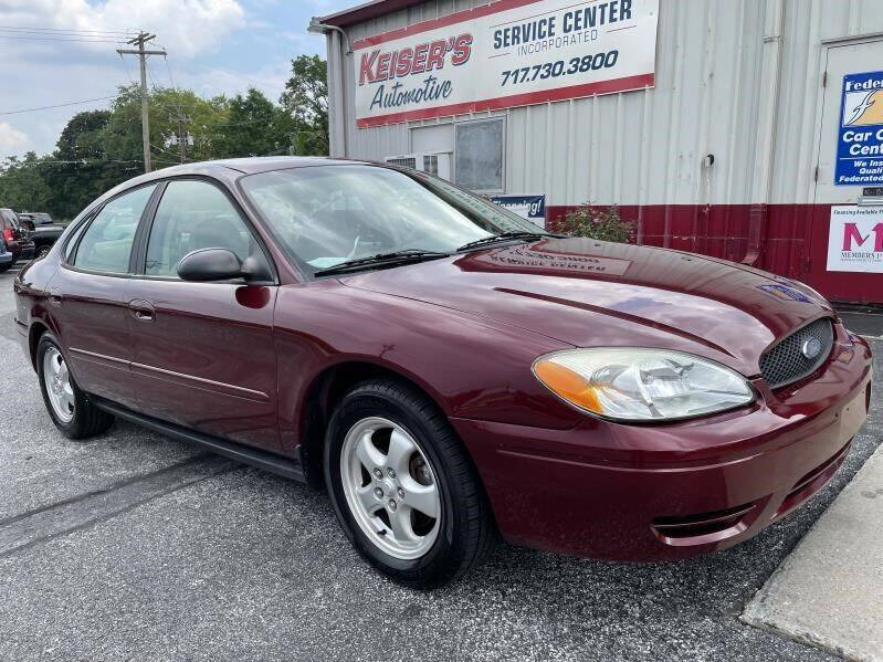 2006 Ford Taurus for sale at Keisers Automotive in Camp Hill PA