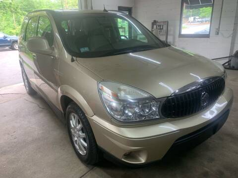 2006 Buick Rendezvous for sale at QUINN'S AUTOMOTIVE in Leominster MA