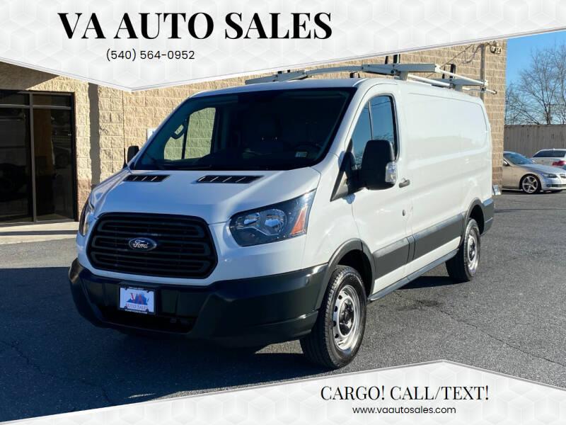 2017 Ford Transit Cargo for sale at Va Auto Sales in Harrisonburg VA
