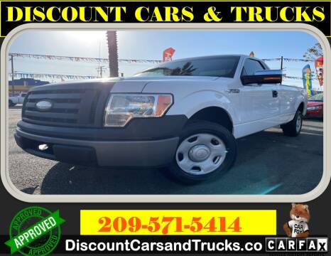 2009 Ford F-150 for sale at Discount Cars & Trucks in Modesto CA