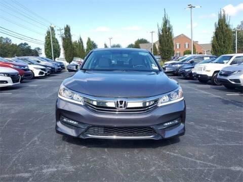 2017 Honda Accord for sale at Southern Auto Solutions - Georgia Car Finder - Southern Auto Solutions - Lou Sobh Honda in Marietta GA