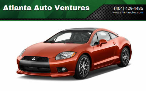 2011 Mitsubishi Eclipse Spyder for sale at Atlanta Auto Ventures in Roswell GA