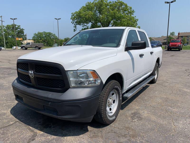 2013 RAM Ram Pickup 1500 for sale at Blake Hollenbeck Auto Sales in Greenville MI