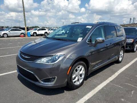 2020 Chrysler Pacifica for sale at Florida Fine Cars - West Palm Beach in West Palm Beach FL