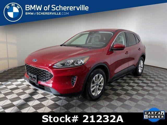 2020 Ford Escape for sale at BMW of Schererville in Shererville IN