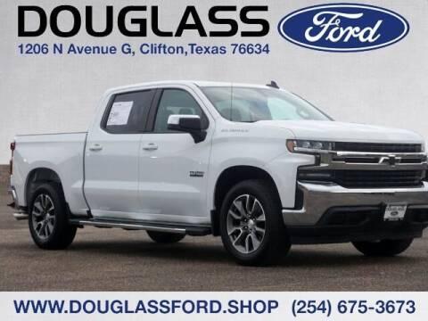 2019 Chevrolet Silverado 1500 for sale at Douglass Automotive Group - Douglas Ford in Clifton TX