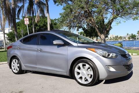2013 Hyundai Elantra for sale at Silva Auto Sales in Pompano Beach FL