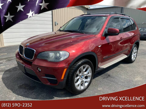 2011 BMW X5 for sale at Driving Xcellence in Jeffersonville IN