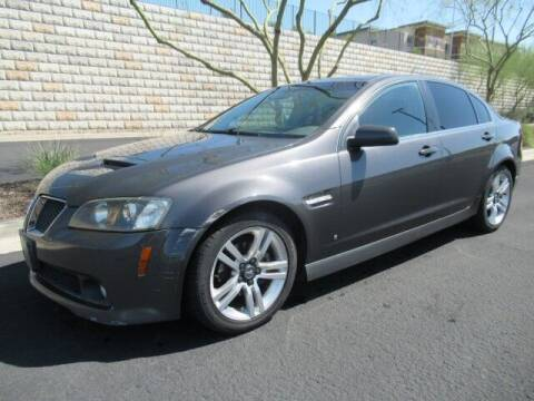 2009 Pontiac G8 for sale at Curry's Cars Powered by Autohouse - Auto House Tempe in Tempe AZ