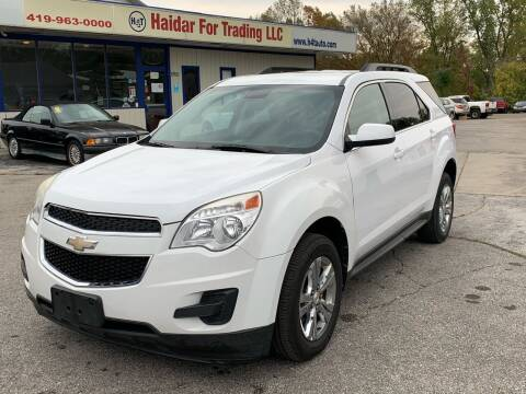 2012 Chevrolet Equinox for sale at H4T Auto in Toledo OH